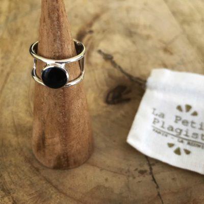 la-petite-plagiste-collection-mexique-bague-zipolite-argent-onyx